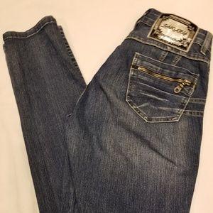EUC- Skinny Sawary Jeans
